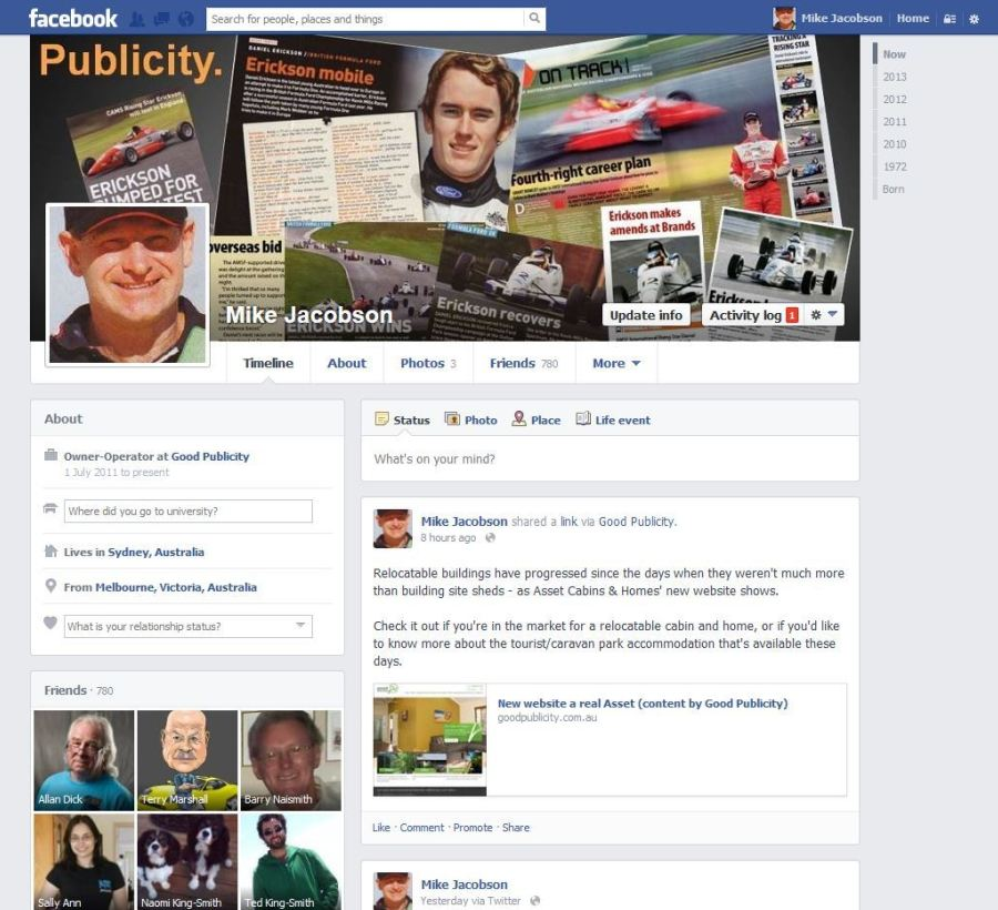 Mike Jacobson Facebook account 30-05-13 900x820